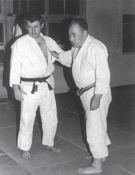 Minoru Mochizuki et Roland Hernaez